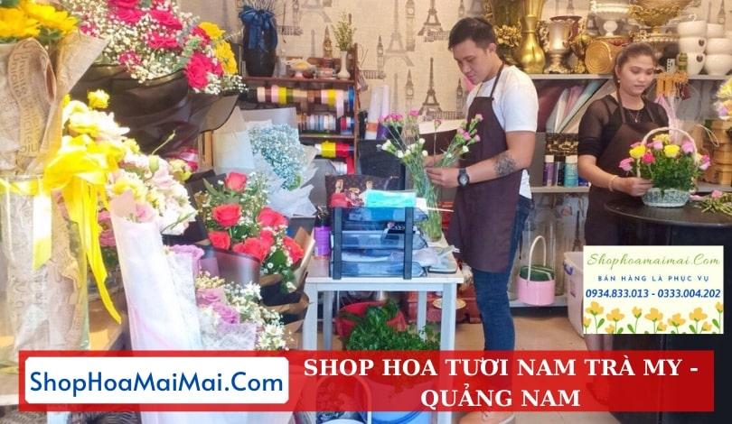 Shop Hoa Tươi Nam Trà My