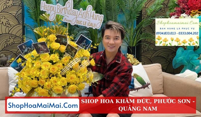 Mua Hoa Tươi Online Phước Sơn