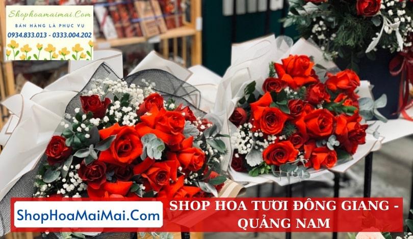 Đặt Hoa Online Đông Giang