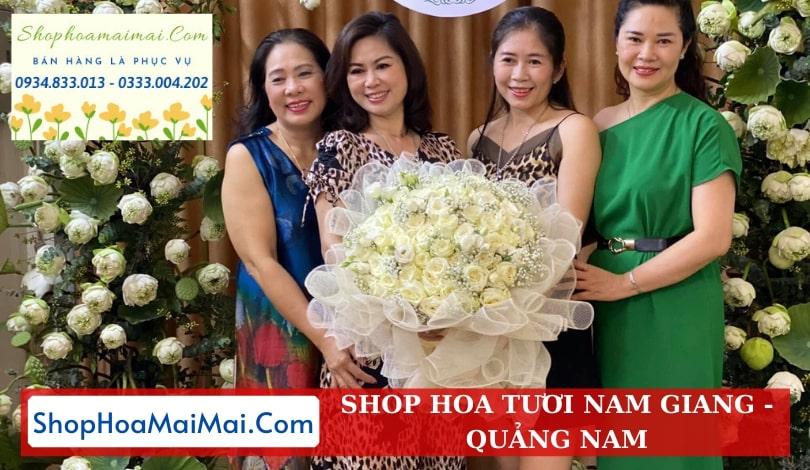 Tiệm Hoa Tươi Quảng Nam
