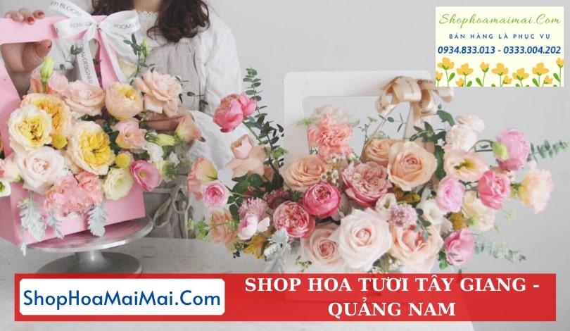 Tiệm Hoa Uy Tín Quảng Nam
