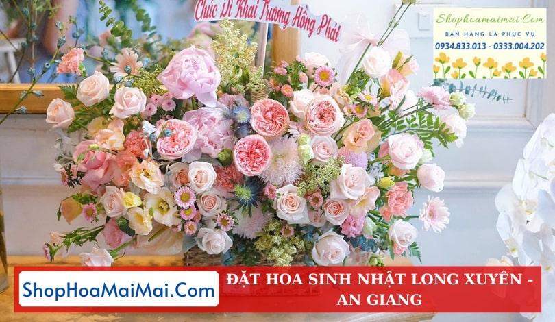 Tiệm Hoa Sinh Nhật An Giang
