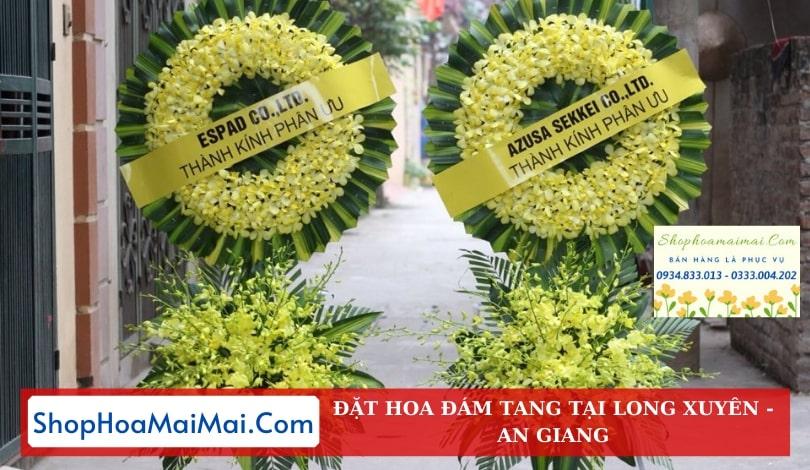 Shop Hoa Tang Lễ An Giang