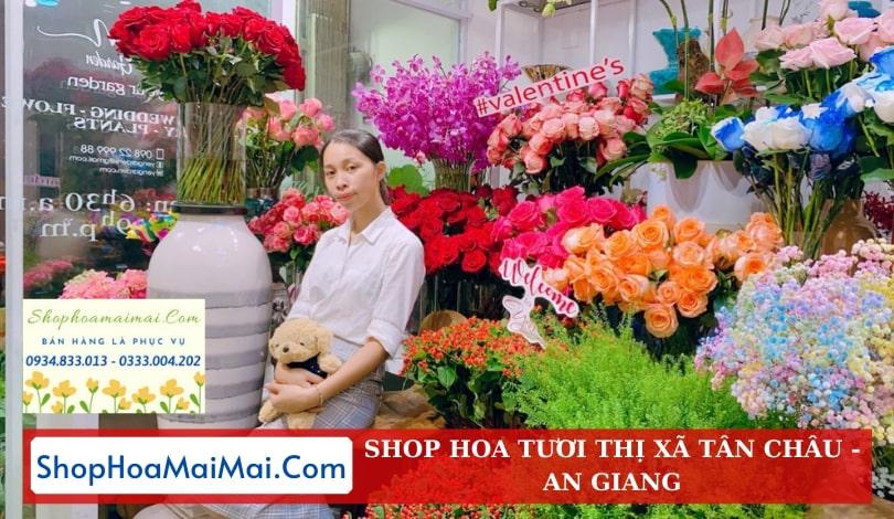 Cửa Hàng Hoa Thị Xã Tân Châu