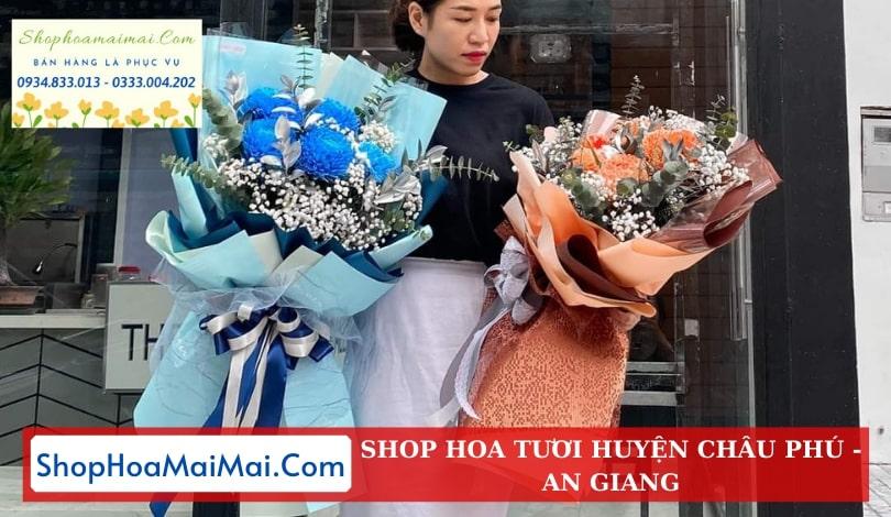Cửa Hàng Hoa Tươi  Huyện Châu Phú