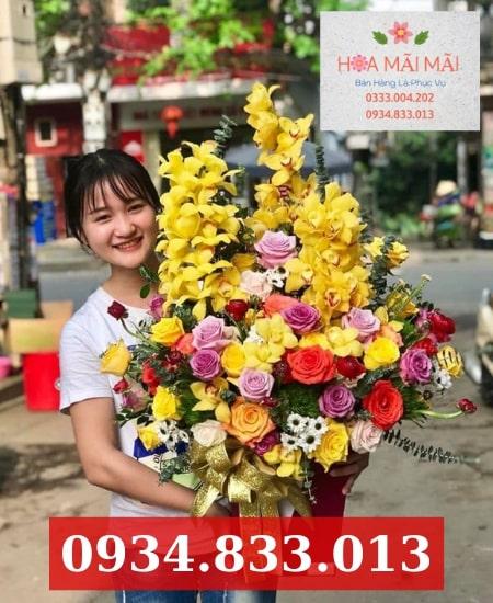 Đặt Hoa Sinh Nhật Tại Bắc Ninh
