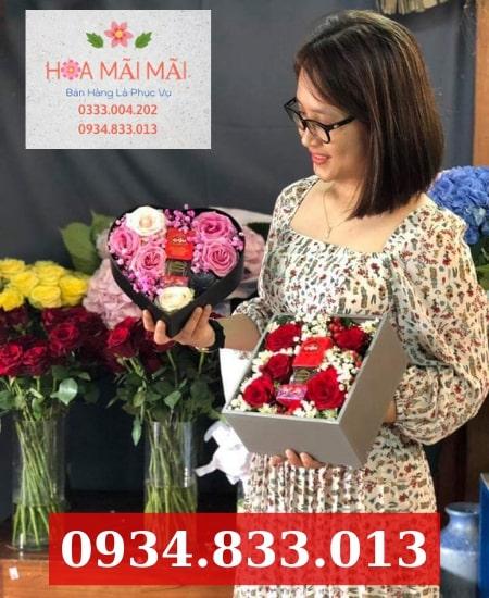 Shop Hoa Tặng Ngày 8/3 Tại Bình Định