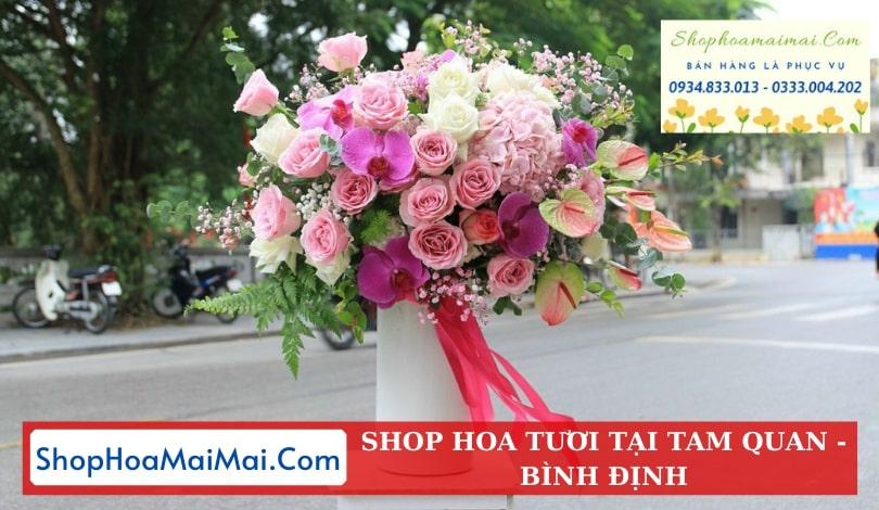 Shop Hoa Tươi Tại Bình Định