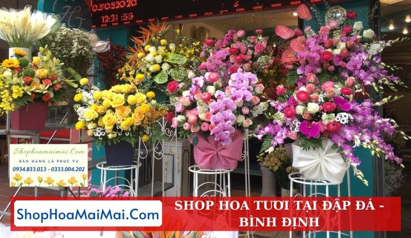 Shop Hoa Tươi Tại Đập Đá