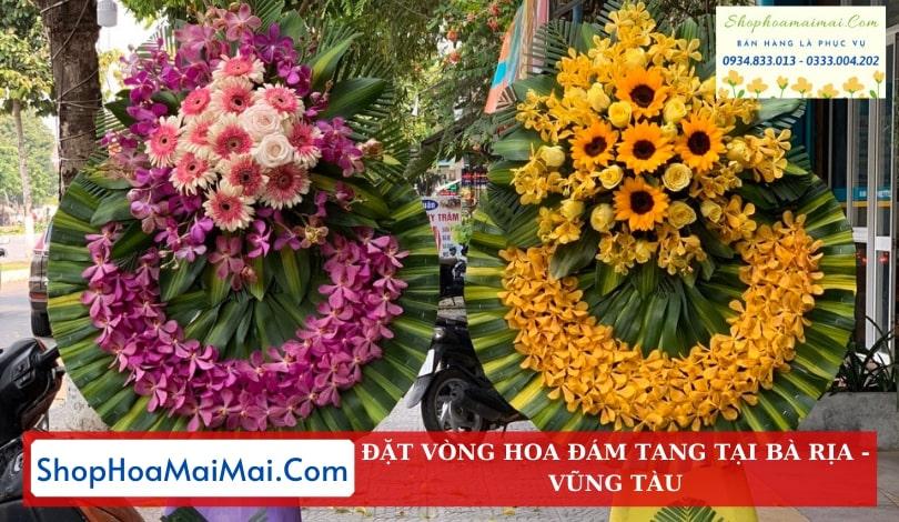 Dịch Vụ Ship Hoa Đám Tang Tại Vũng Tàu
