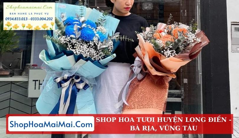 Dịch Vụ Điện Hoa Tại Huyện Long Điền
