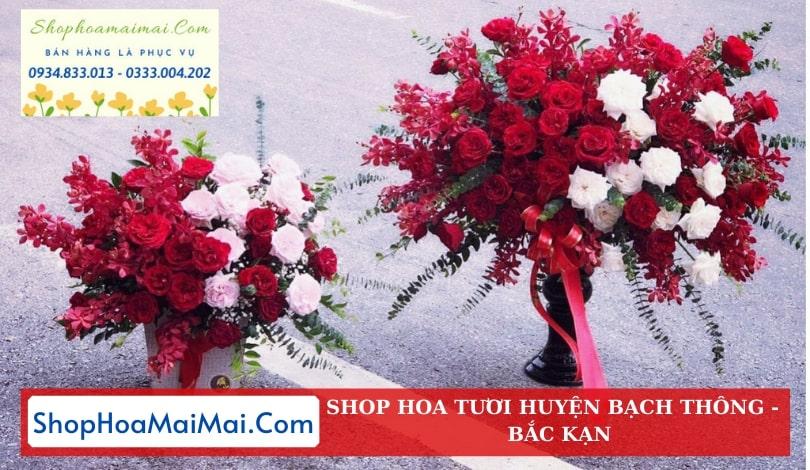 Shop Hoa Tươi Tại Huyện Bạch Thông