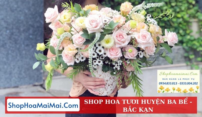 Shop Hoa Tươi Huyện Ba Bể