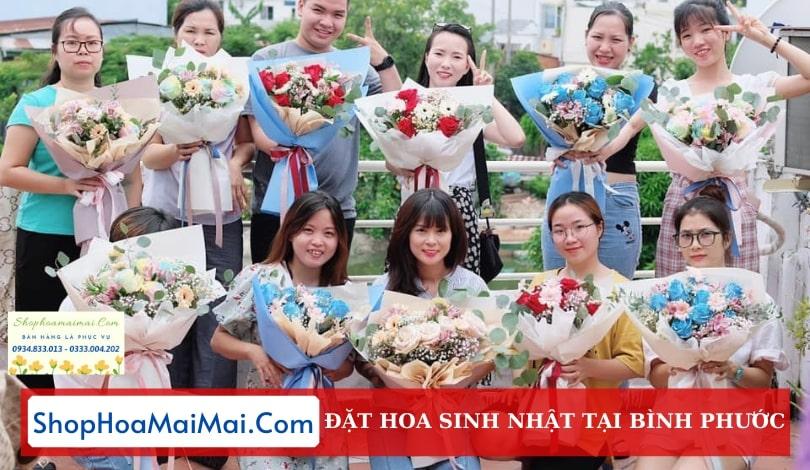 Shop Hoa Sinh Nhật Tại Bình Phước