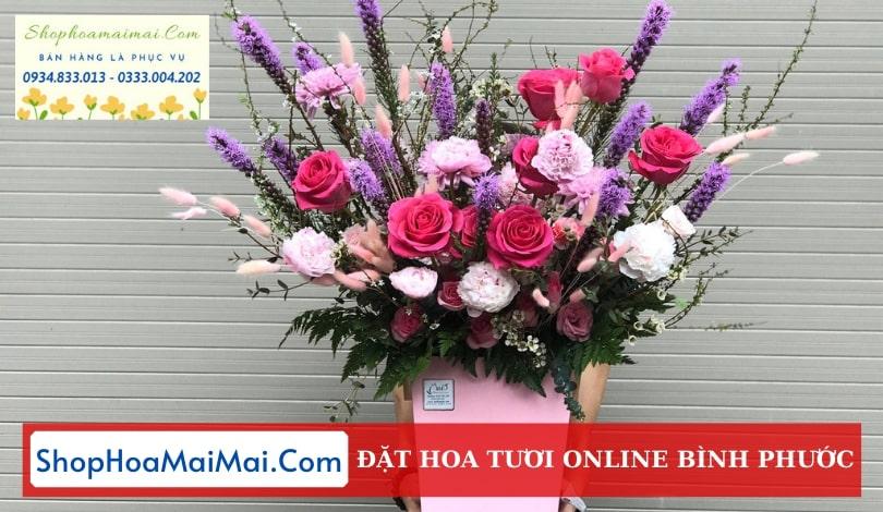 Đặt Hoa Tươi Online Tại Bình Phước