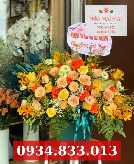 Cửa Hàng Hoa Tươi Tại Bình Phước