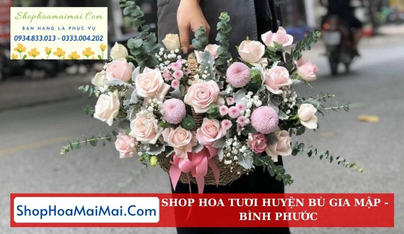 Shop Hoa Tươi Tại Bình Phước