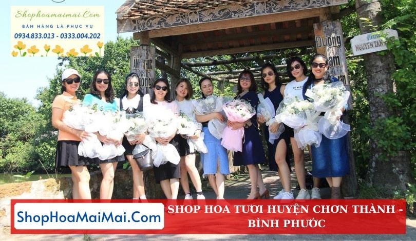 Cửa Hàng Hoa Tươi Huyện Chơn Thành