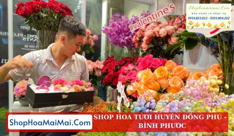 Cửa Hàng Hoa Tươi Huyện Đồng Phú