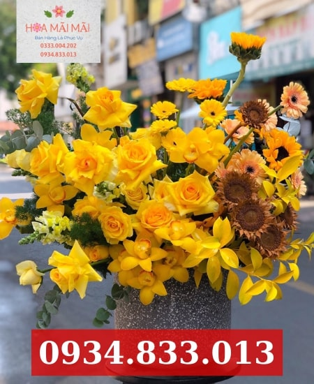 Tiệm Hoa Tươi Huyện Lộc Ninh