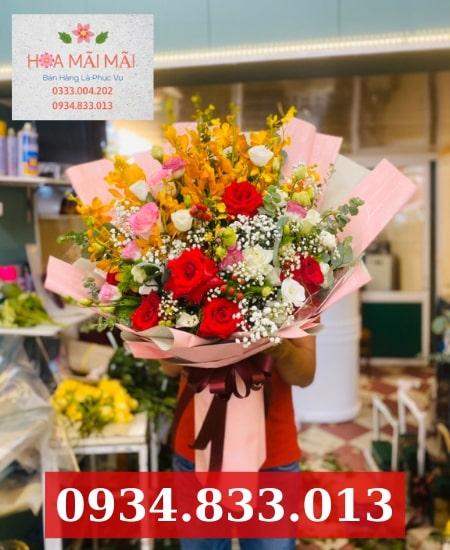 Cắm Hoa Theo Yêu Cầu Tại Bình Phước
