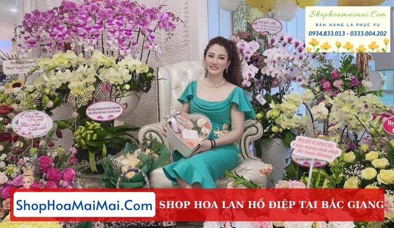 Cửa Hàng Hoa Lan Hồ Điệp Bắc Giang