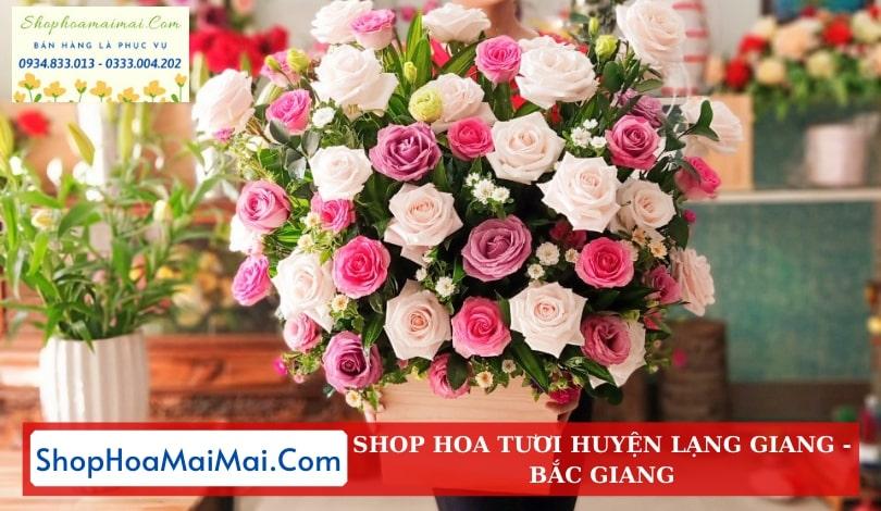 Mua Hoa Online Huyện Lạng Giang