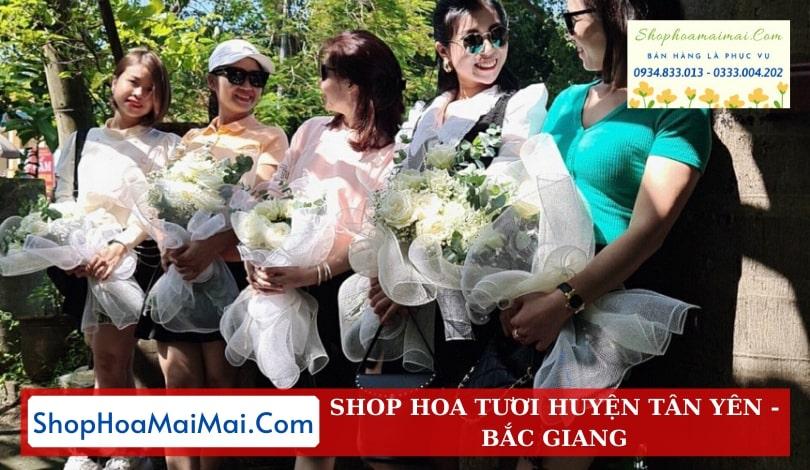Cửa Hàng Hoa Huyện Tân Yên
