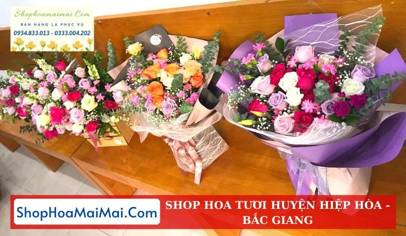 Shop Hoa Tươi Tại Bắc Giang