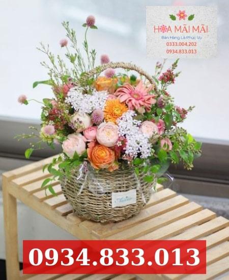 Cắm Hoa Sinh Nhật Theo Yêu Cầu Tại Bình Dương