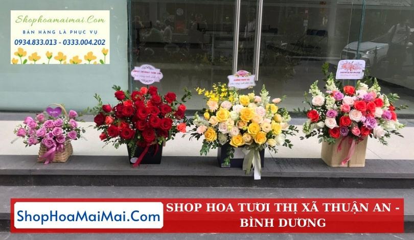 Tiệm Hoa Thị Xã Thuận An