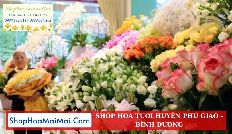 Cửa Hàng Hoa Huyện Phú Giáo