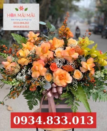 Cắm Hoa Sinh Nhật Theo Yêu Cầu Tại Cà Mau