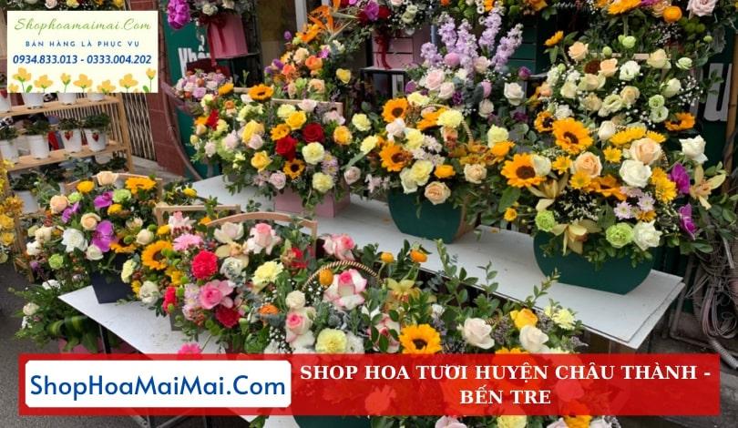 Shop Hoa Tươi Huyện Châu Thành
