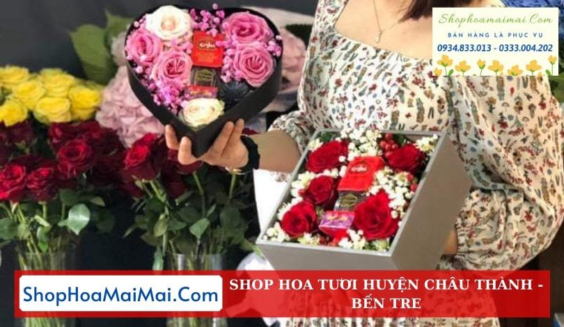 Đặt Hoa Tươi Online Huyện Châu Thành