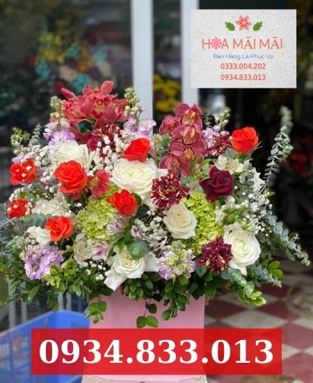 Cắm Hoa Theo Yêu Cầu Huyện Đông Hải