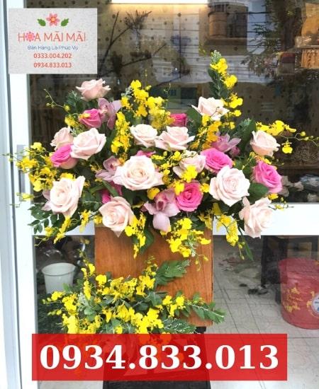 Cắm Hoa Theo Yêu Cầu Huyện Đắk R'lấp