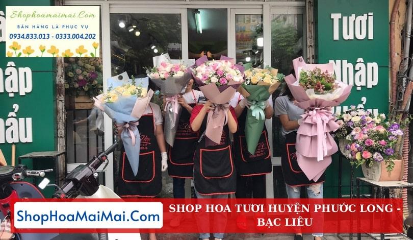 Shop Hoa Tươi Huyện Phước Long