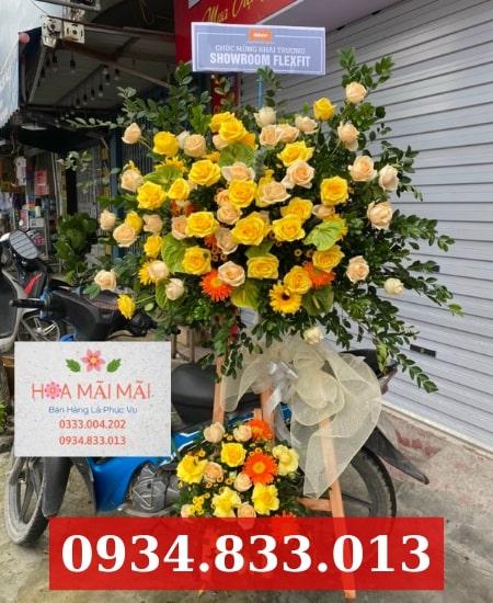 Dịch Vụ Giao Hoa Khai Trương Huyện Vĩnh Lợi