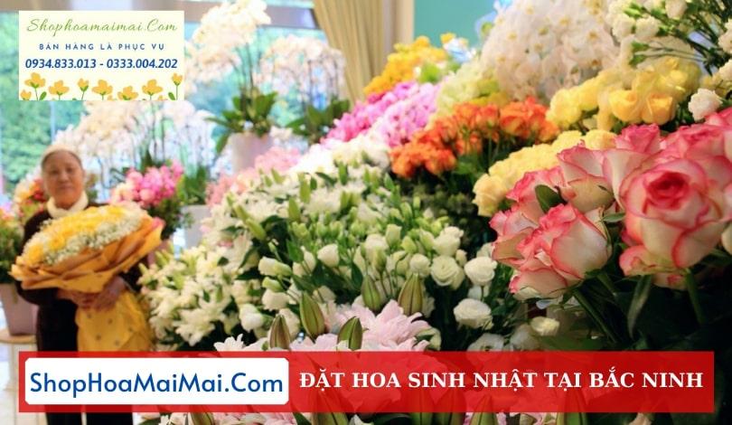 Cửa Hàng Hoa Sinh Nhật Bắc Ninh