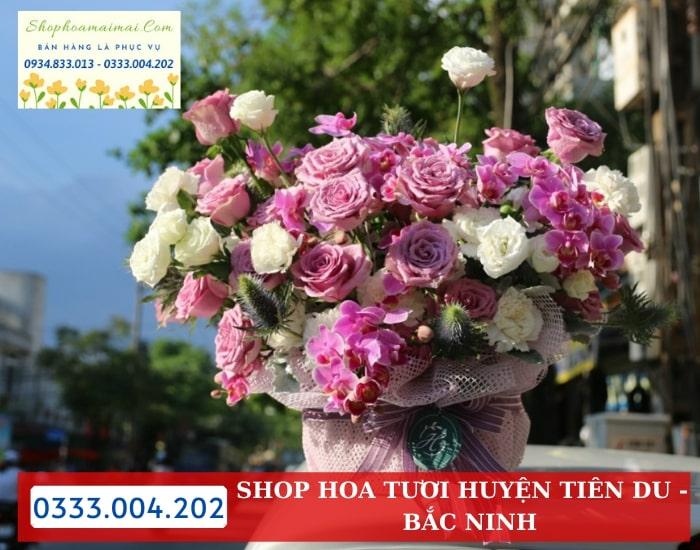 Shop Hoa Tươi Huyện Tiên Du
