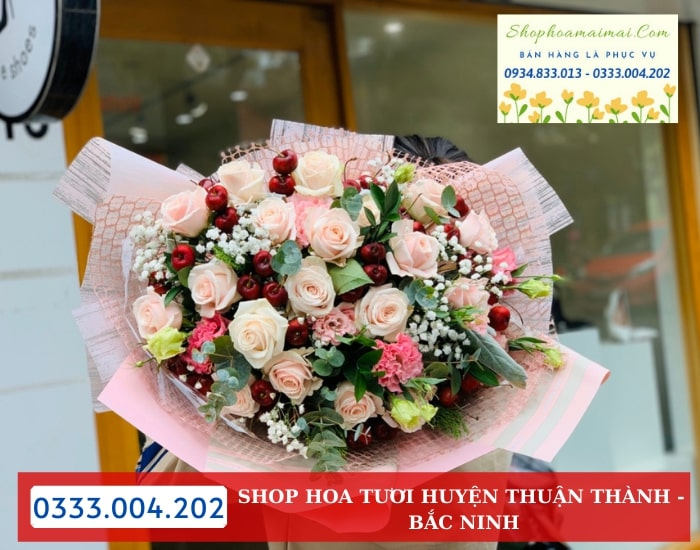 Shop Hoa Tươi Tại Bắc Ninh