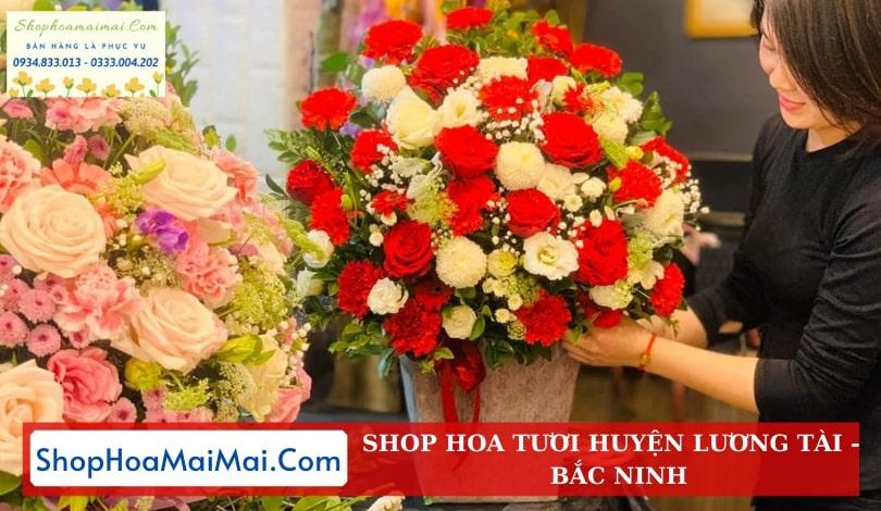 Shop Hoa Tươi Huyện Lương Tài