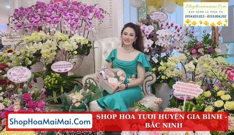 Cửa Hàng Hoa Tại Bắc Ninh