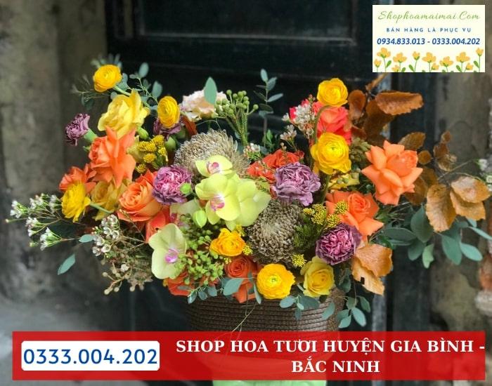 Mua Hoa Tươi Tại Bắc Ninh