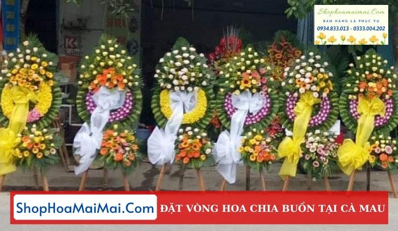 Cửa Hàng Hoa Tang Lễ Tại Cà Mau