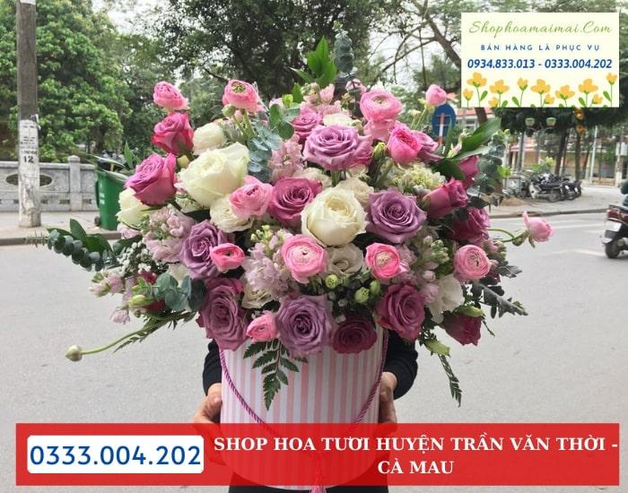 Shop Hoa Sinh Nhật Tại Cà Mau
