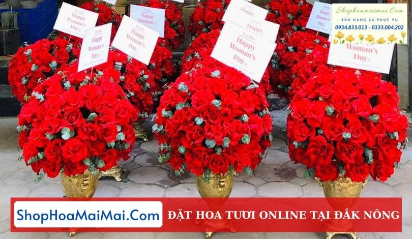 Shop Hoa Tại Đắk Nông