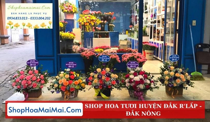 Cửa Hàng Hoa Tươi Huyện Đắk R'lấp