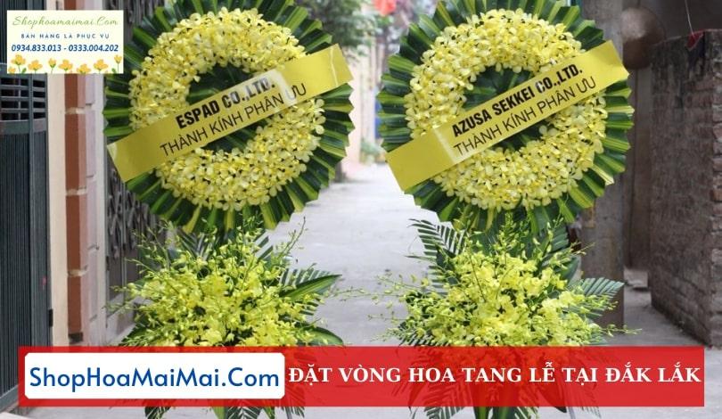 Cửa Hàng Hoa Chia Buồn Tại Đắk Lắk